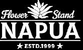 三重県津市の花屋NaPuAナプア。花束、アレンジメントフラワー、スタンド生花、プレゼント、プリザーブドフラワー、観葉植物、の販売をしています。おしゃれなギフトはナプアにお任せください。